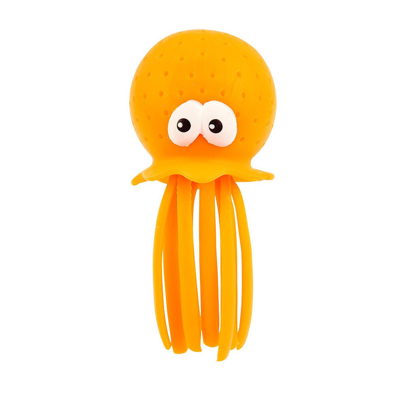 Sunnylife Bath Octopus Neon Orange Summer Essentials Sunnylife - Little Styles