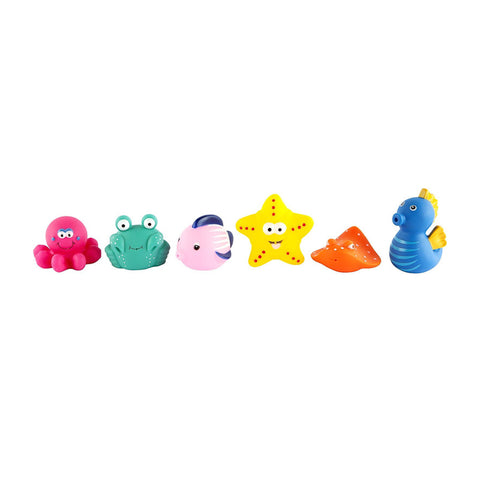 Sunnylife Bath Squirters Set - Set of 6