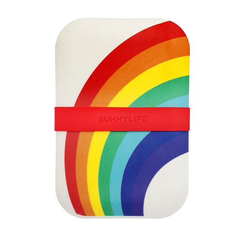 Sunnylife Eco Lunchbox - Rainbow