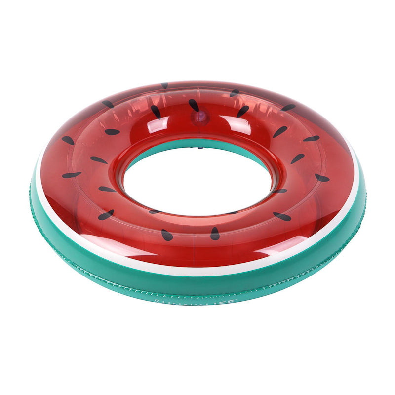 Sunnylife Kiddy Pool Ring Watermelon Summer Essentials Sunnylife - Little Styles