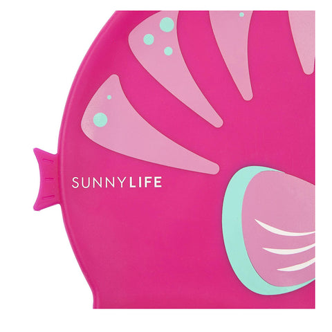 Sunnylife Swimming Cap Fishy - Pink