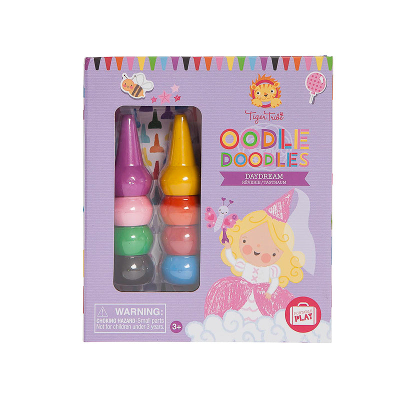 Tiger Tribe Oodle Doodles - Daydream Toys Tiger Tribe - Little Styles