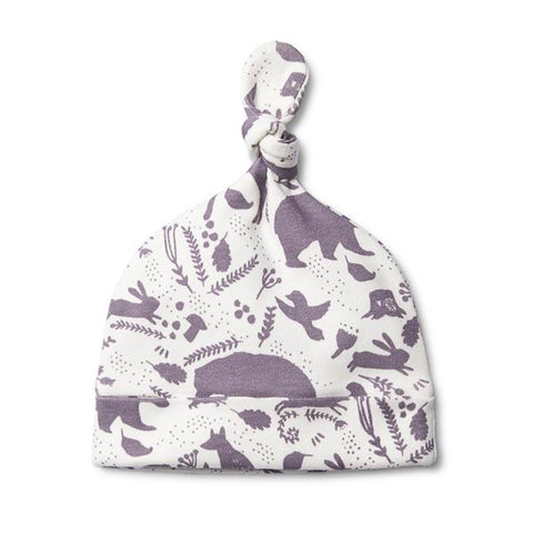 Wilson & Frenchy Girls Wild Woods Knot Hat