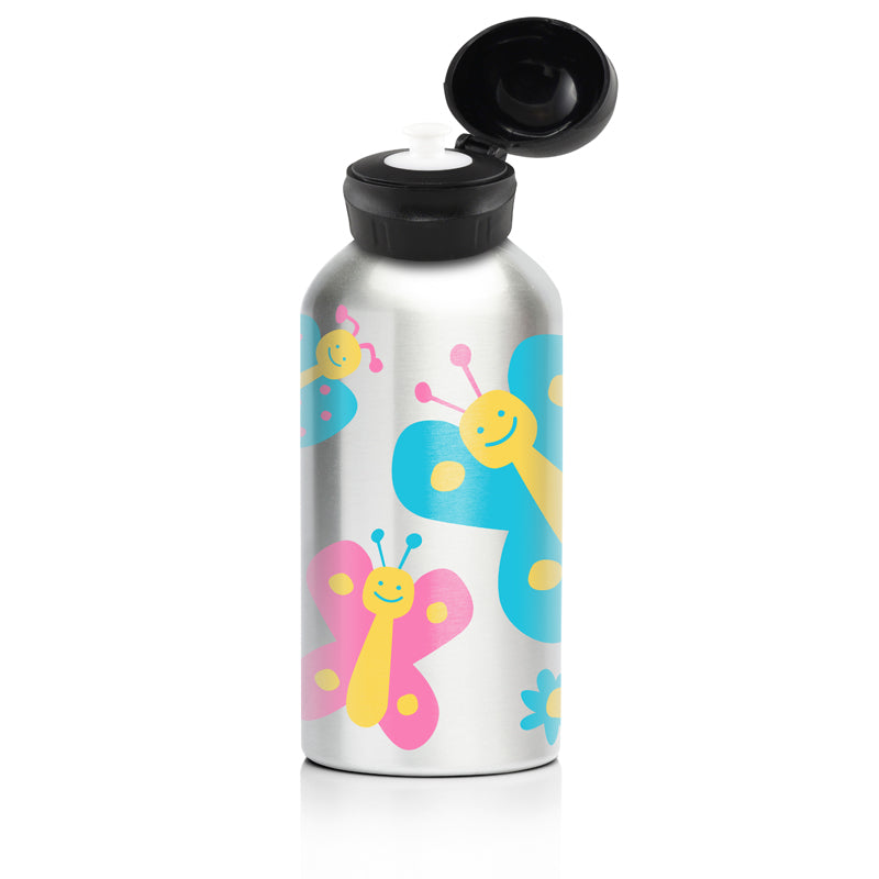 My Family Butterfly Drink Bottle 400ml Accessories My Family - Little Styles