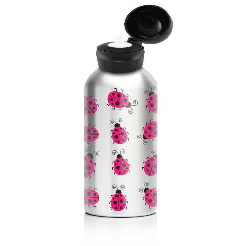 My Family Lady Beetle Drink Bottle 400ml Accessories My Family - Little Styles