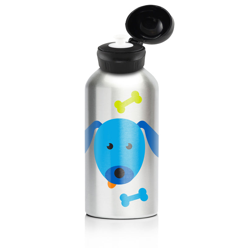 My Family Puppy Drink Bottle 400ml Accessories My Family - Little Styles