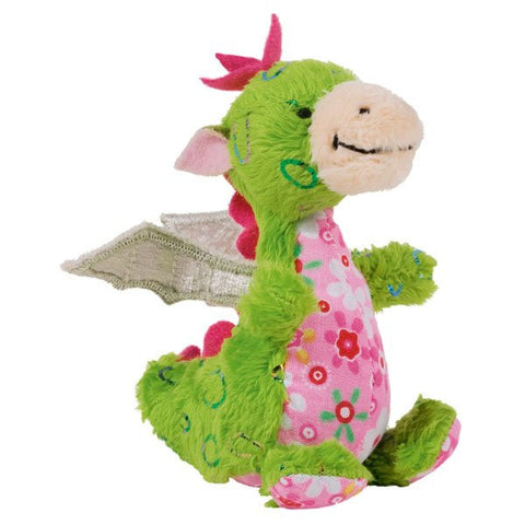 Spiegelburg Plush mini Mira dragon w/egg