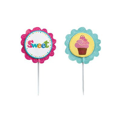 Wilton Cupcake fun picks
