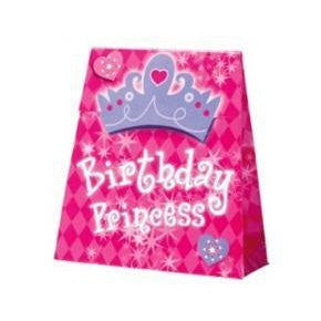 Wilton Princess favour bags