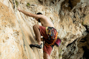 Rock Climbing in Viñales