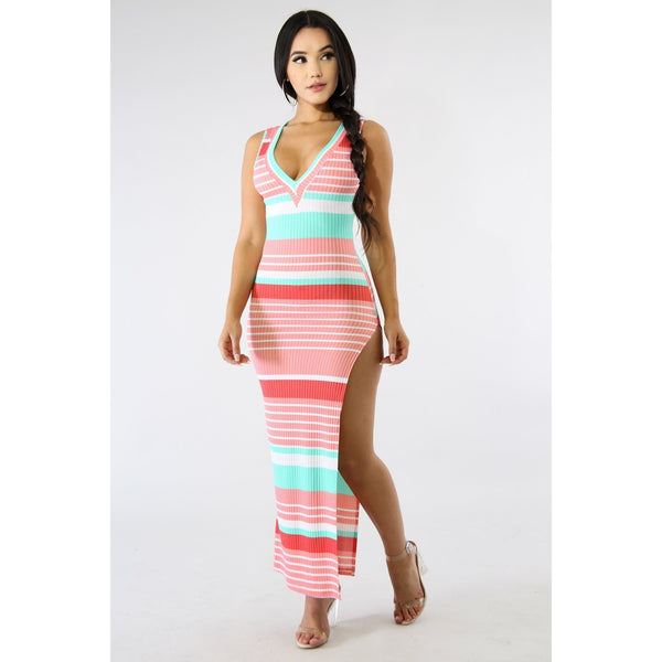 Striped Sensation Dress