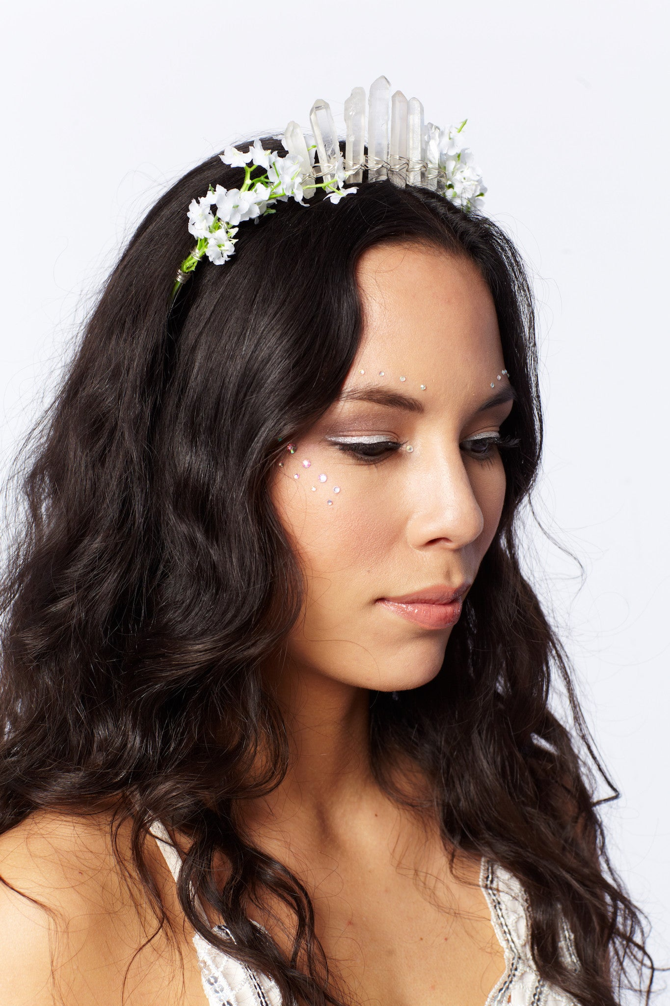 Siren Mystic Flower Crown