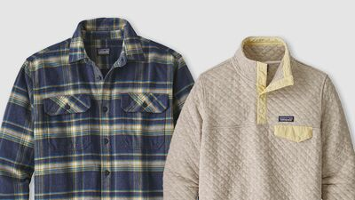 patagonia organic cotton collection