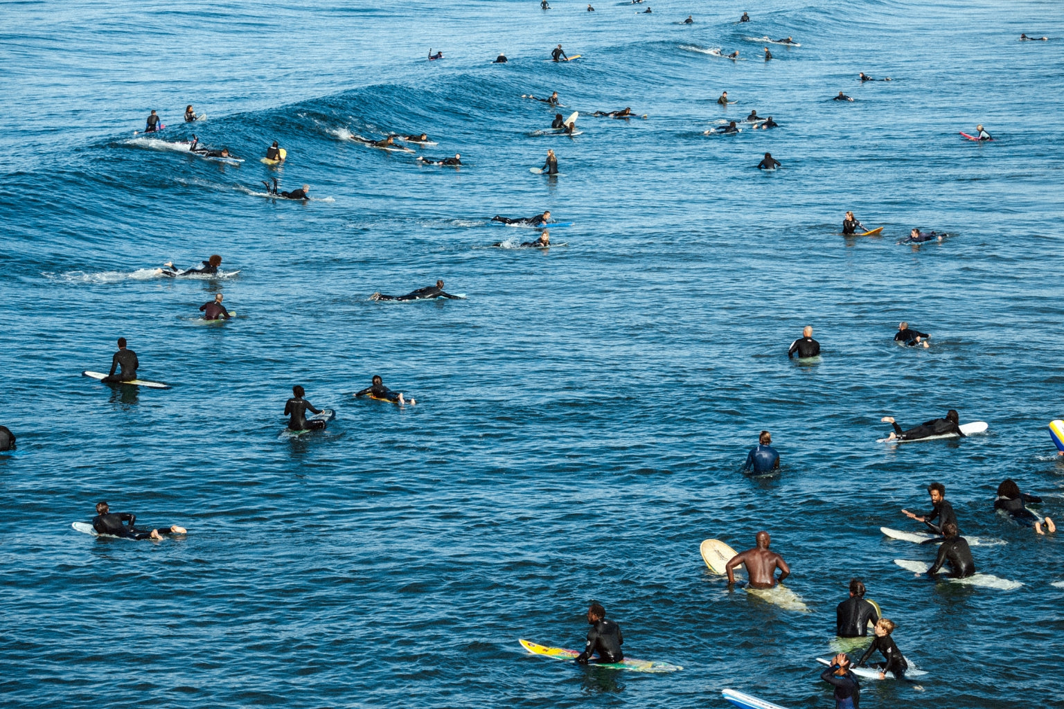 Every race and identity are present in the city of Los Angeles – its beaches and surf lineups should be no different.