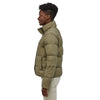 Women's Silent Down Jacket - Sage Khaki