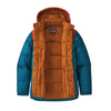 Boys' Bivy Down Hoody - Crater Blue