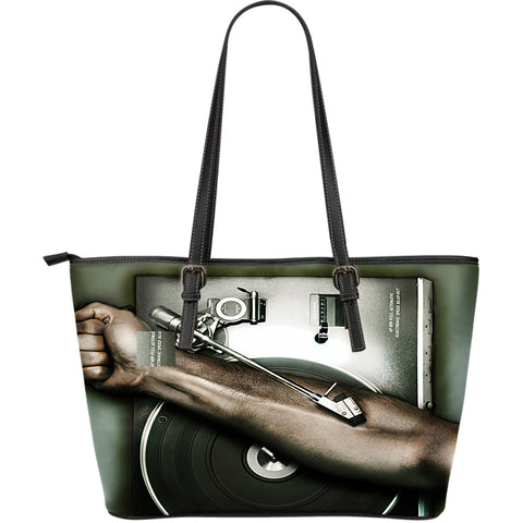 Dj Vein Leather Bag