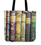 To Read Vintage - Tote Bags