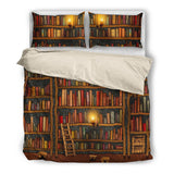 Library - Bedding Set - FREE SHIPPING