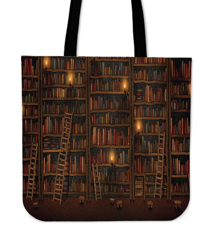 Books Lovers - Tote Bags