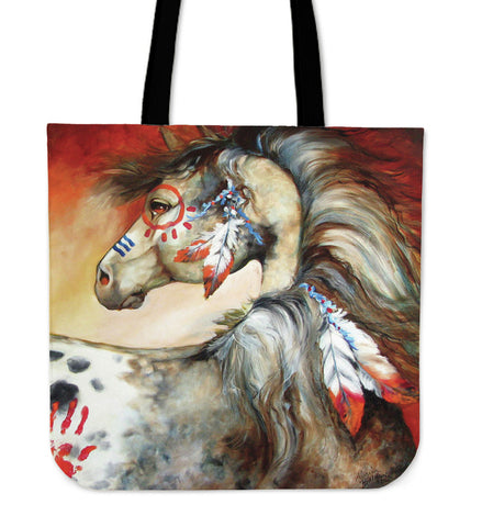 War Pony KL30 - Tote Bags
