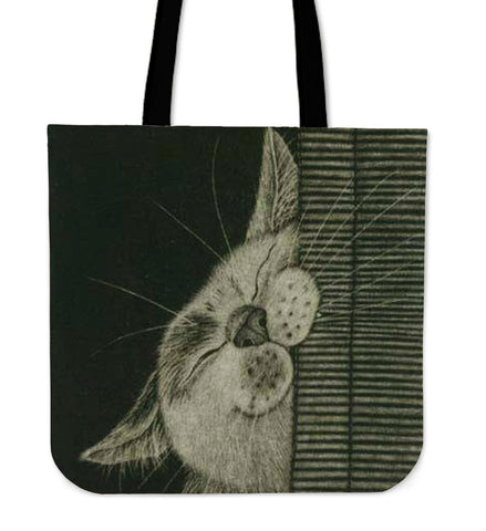 My cat tote bag N94