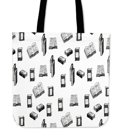 book obsession tote