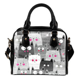 Bunch of cats Shoulderbag