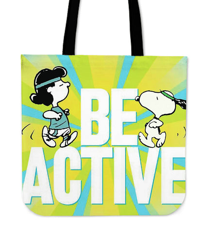 BE ACTIVE TOTE BAG TN54