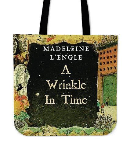 A wrinkle in time TOTE BAG TN54