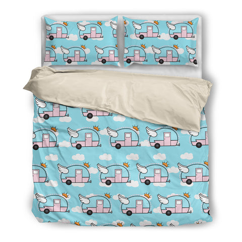 Angle campers Bedding Set