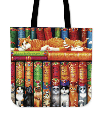Cat Series - Tote Bags
