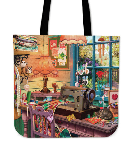 My Sewing Room Tote Bag