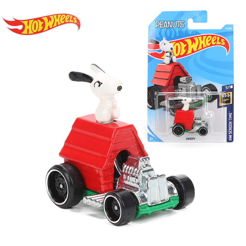 Snoopy Cars Model Toy - MH370