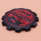 3D Refitting Metal Vintage Car Sticker Badge Emblem for Jeep