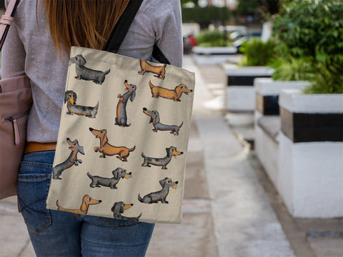 DACHSHUND BAG7