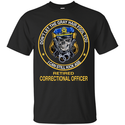 Retired Correctional Officer