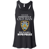Never Underestimate An Old Man Who Is Also A NYPD Police