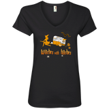 Witches with Hitches Tee + Hoodie - Camping tshirt