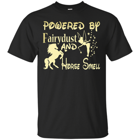 Powered By Fairydust and Horse Smell