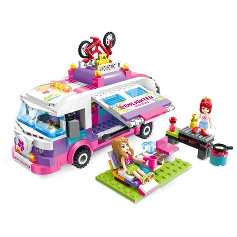 Camping Ladies Lego TN54