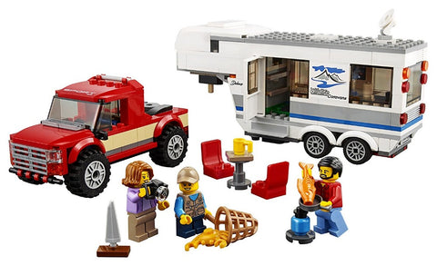 Family Camping Lego Set H81