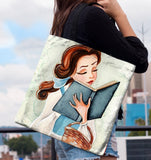 Bella Reading - Tote Bag