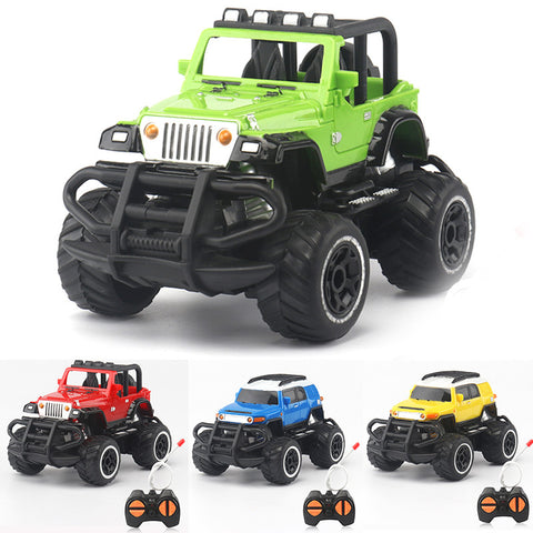 4 Colors Remote Control Wrangler H81