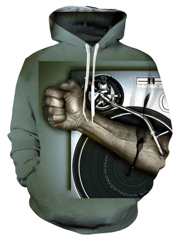 Music Is A Drug Hoodie