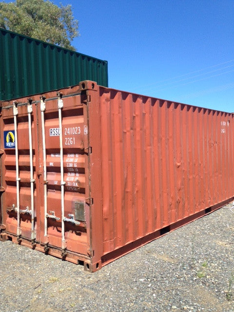 20' Storage Container, Economy - Canberra, ACT HF207141