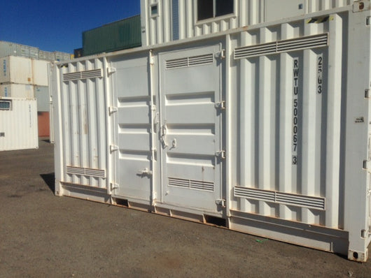 20' Open Side Dangerous Cargo Unit, Economy - Perth, WA HF109792