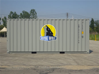 20' Storage Container, New Build - Brisbane, QLD HFNEWBAN1
