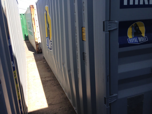 20' Storage Container, Standard - Sunshine, VIC HF231904