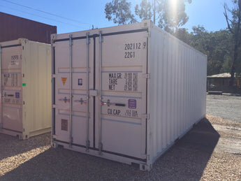20' Storage Container, New Build - Gold Coast, QLD HF241204
